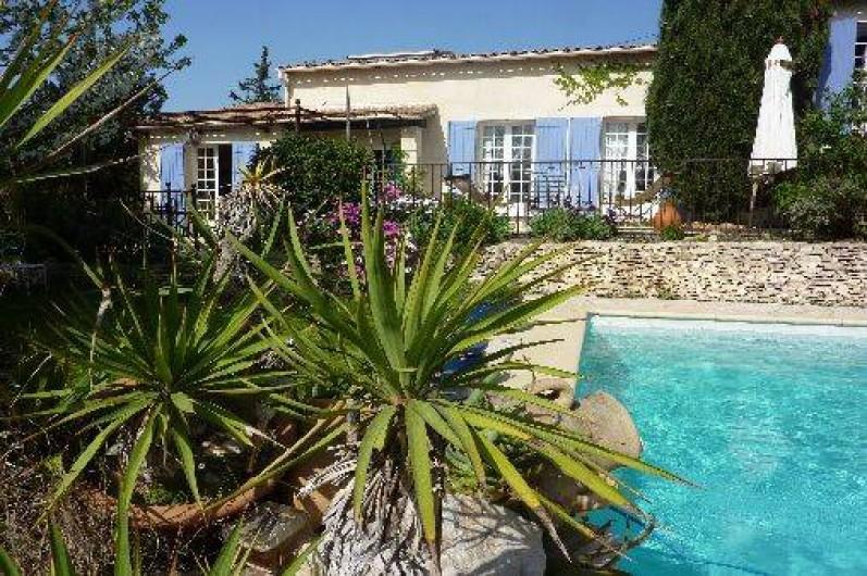 Location de vacances - Villa à Villeneuve-lès-Avignon