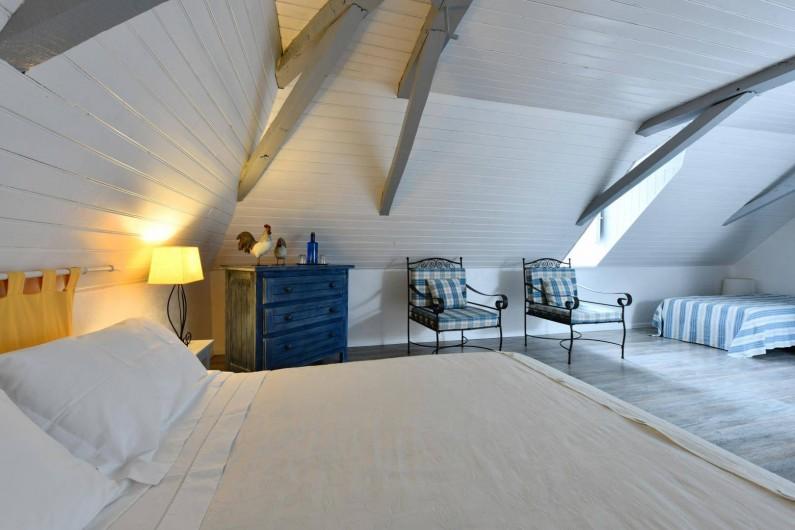 Location de vacances - Chambre d'hôtes à Monein - La chambre Palombiere