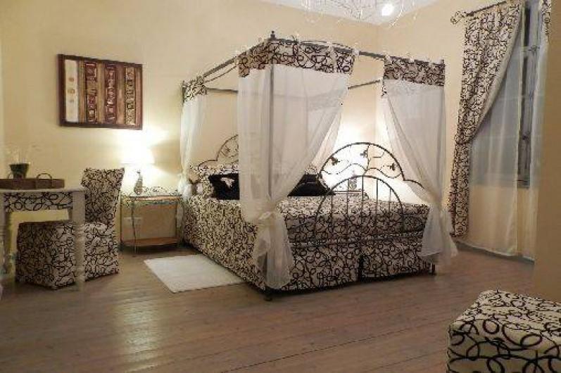 Location de vacances - Chambre d'hôtes à Camélas - Chambre Majorquine