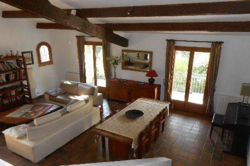 Location de vacances - Villa à Bouc-Bel-Air