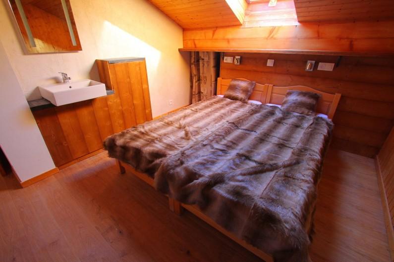 Location de vacances - Appartement à Saint-Martin-de-Belleville - Chambre 2