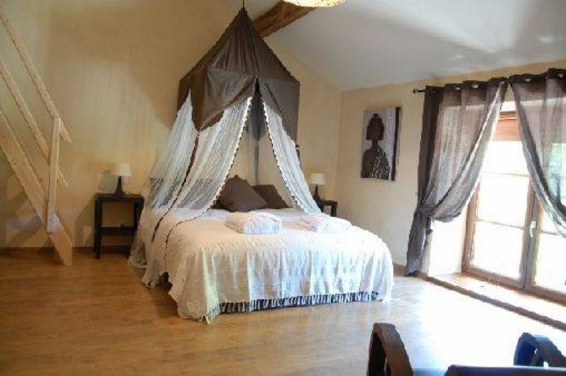 Location de vacances - Chambre d'hôtes à Les Mazures