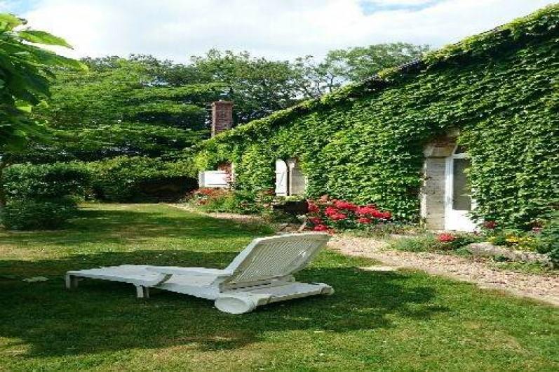 Location de vacances - Gîte à La ville-aux-Clercs