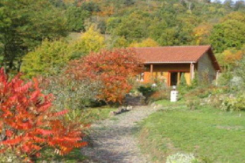 Location de vacances - Chalet à Saint-Floret