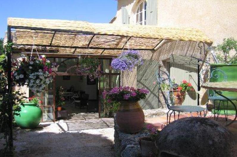 Location de vacances - Mas à Grignan