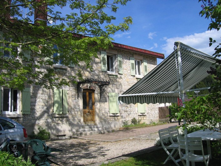 Location de vacances - Gîte à Malbuisson - maison