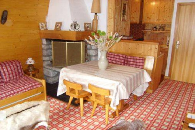 Location de vacances - Appartement à Méribel
