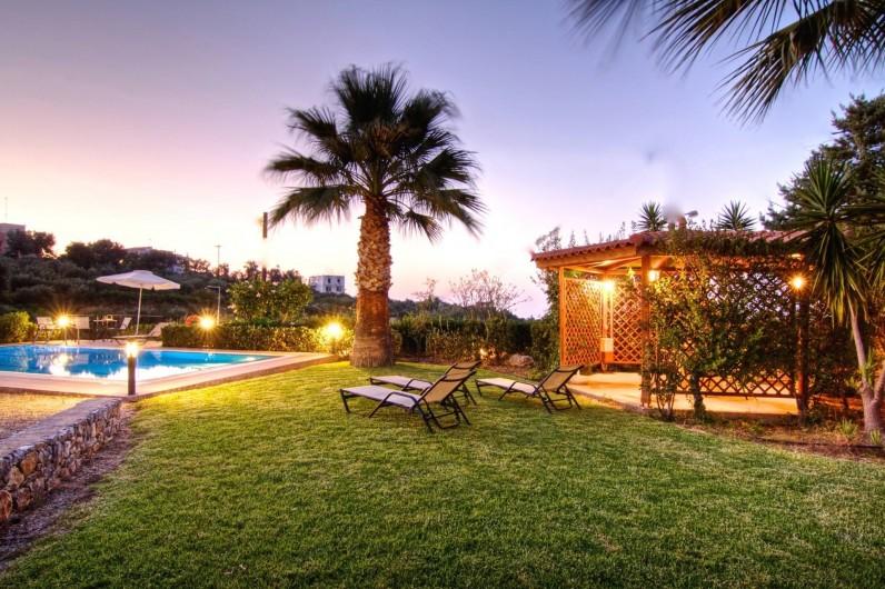 Location de vacances - Villa à Rethimno
