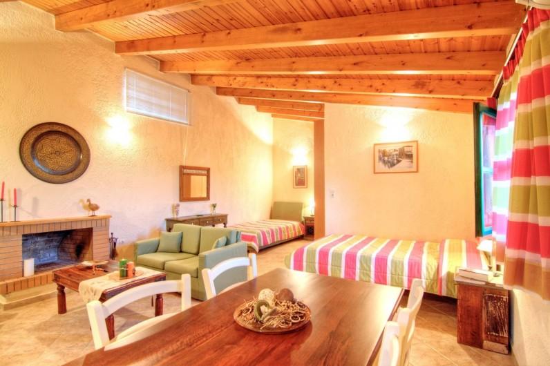 Location de vacances - Villa à Rethimno - Studio
