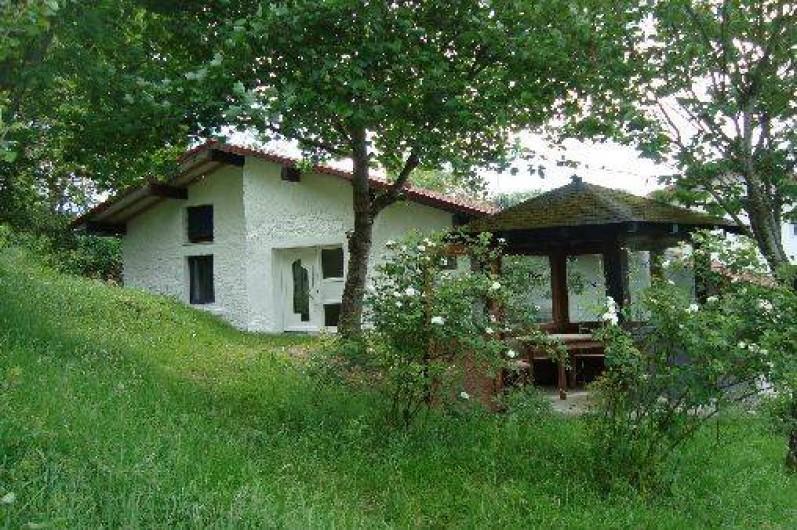 Charmante maison isol e en pleine nature avec un grand - Maison en pleine nature ...