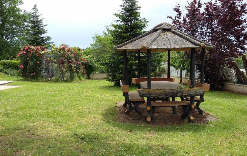 Location de vacances - Gîte à Saint-Geyrac