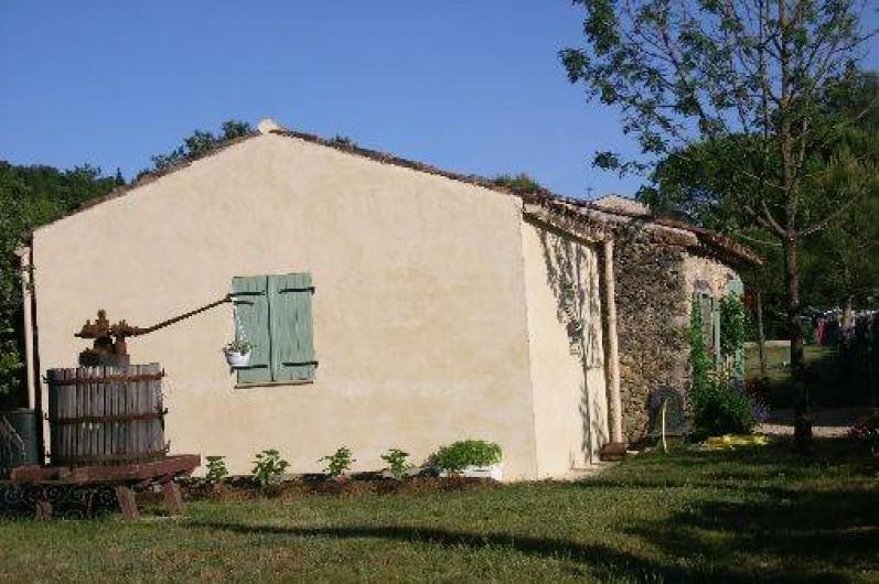 Location de vacances - Maison - Villa à Montauroux