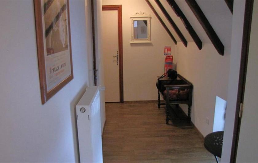 Location de vacances - Chambre d'hôtes à Argences-en-Aubrac - CHAMBRE LITS SUPERPOSÉS DOUBLE