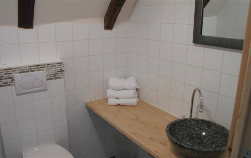 Location de vacances - Chambre d'hôtes à Argences-en-Aubrac - CHAMBRE LUXUEUSE