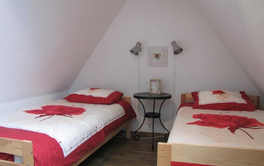 Location de vacances - Chambre d'hôtes à Argences-en-Aubrac - CHAMBRE QUADRUPLE
