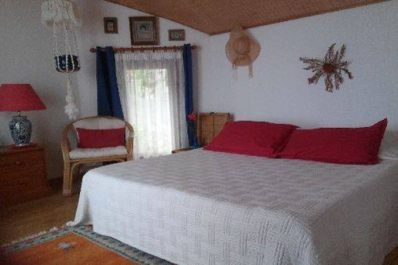 Location de vacances - Villa à Erbalunga - Chambre2