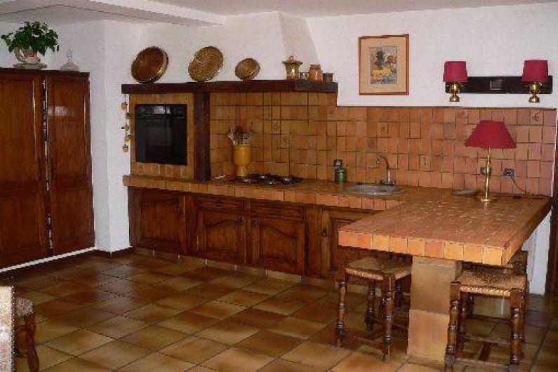 Location de vacances - Villa à Erbalunga - Cuisine