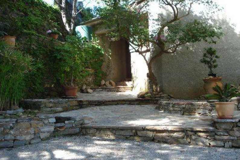 Location de vacances - Villa à Erbalunga - Entrée