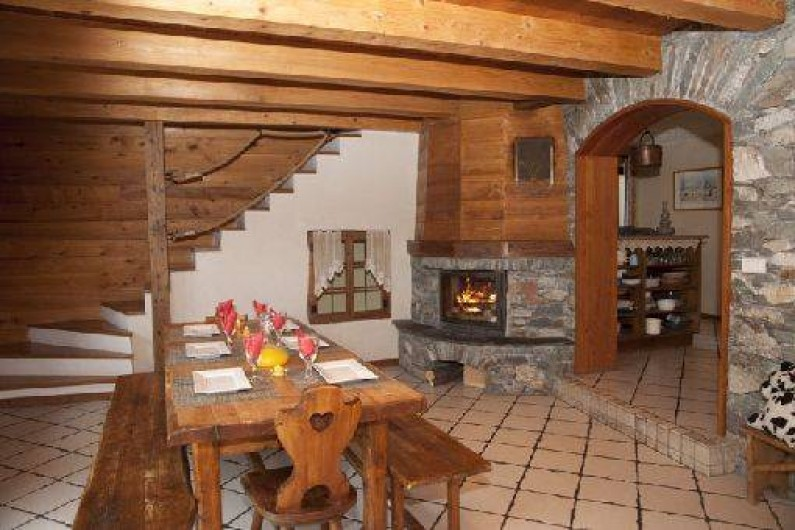 Chalet de la toreliere à Valmeinier en Savoie avec vue imprenable ...