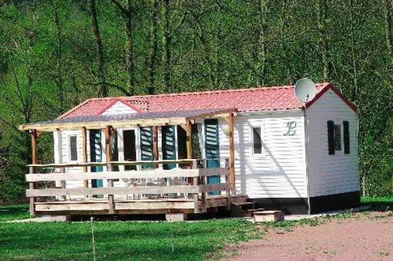 Location de vacances - Bungalow - Mobilhome à Ramonchamp