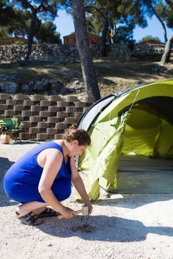Location de vacances - Camping à Martigues