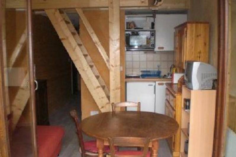 Location de vacances - Appartement à Combloux