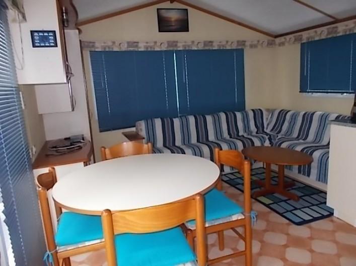 Location de vacances - Bungalow - Mobilhome à Saint-Martin-en-Campagne