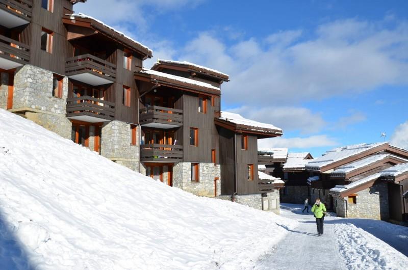 Location de vacances - Appartement à Les Avanchers-Valmorel