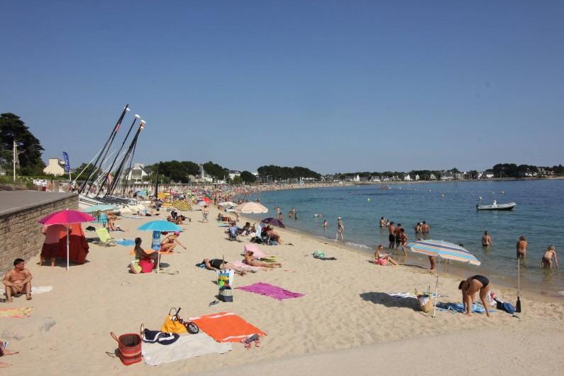 Location de vacances - Gîte à Bénodet - La plage de Bénodet