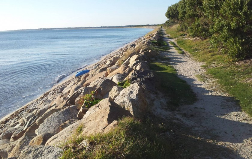 Location de vacances - Gîte à Bénodet - Promenade