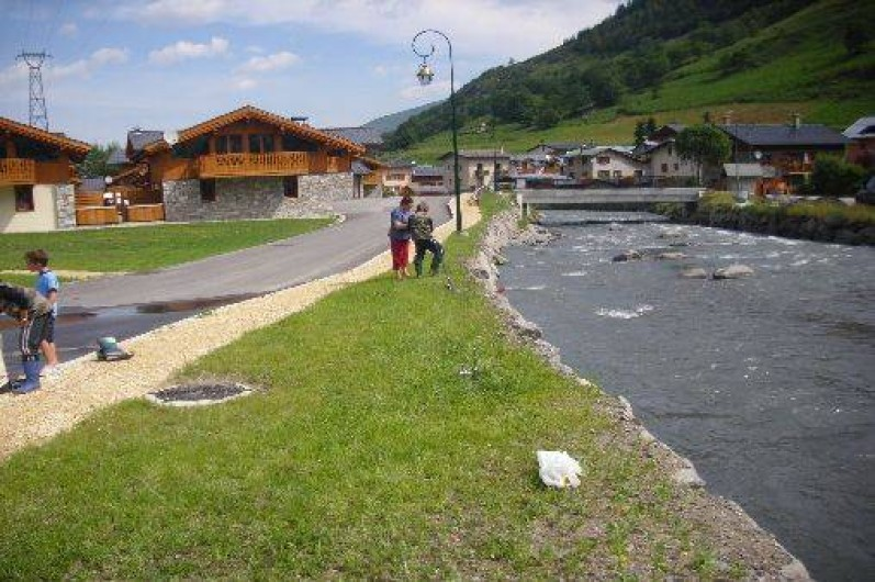 Location de vacances - Villa à Saint-Martin-de-Belleville