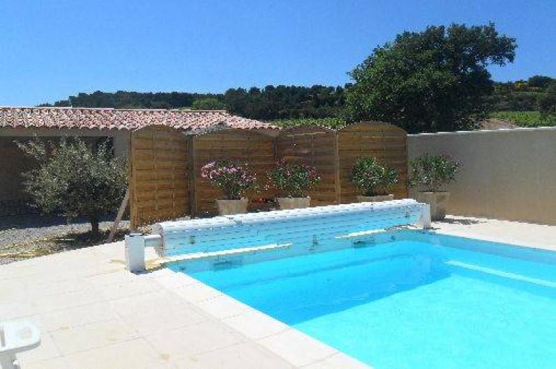 Location de vacances - Villa à Roaix