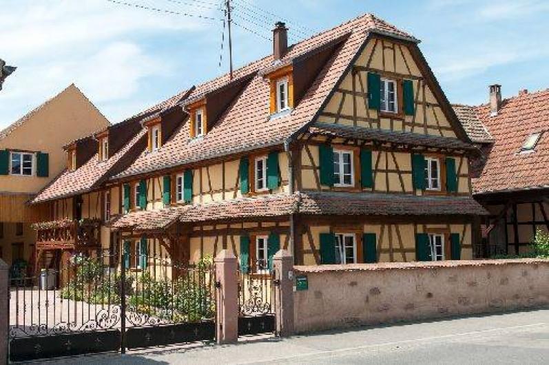Location de vacances - Gîte à Baldenheim