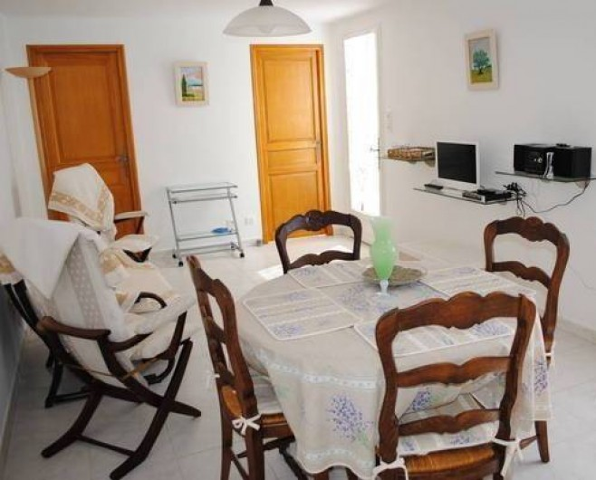 Location de vacances - Appartement à Aubignan