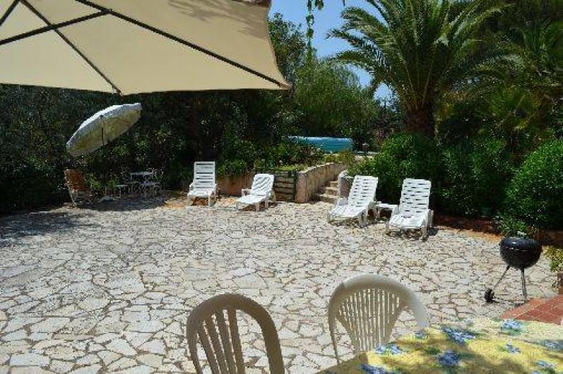 Location de vacances - Villa à Agay