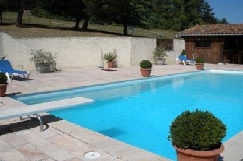 Location de vacances - Gîte à Montcuq