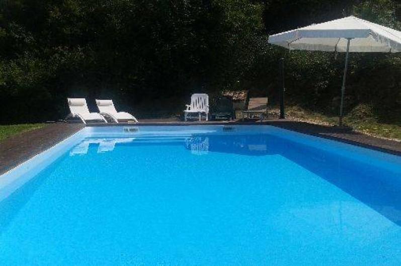 Location de vacances - Villa à Nabirat