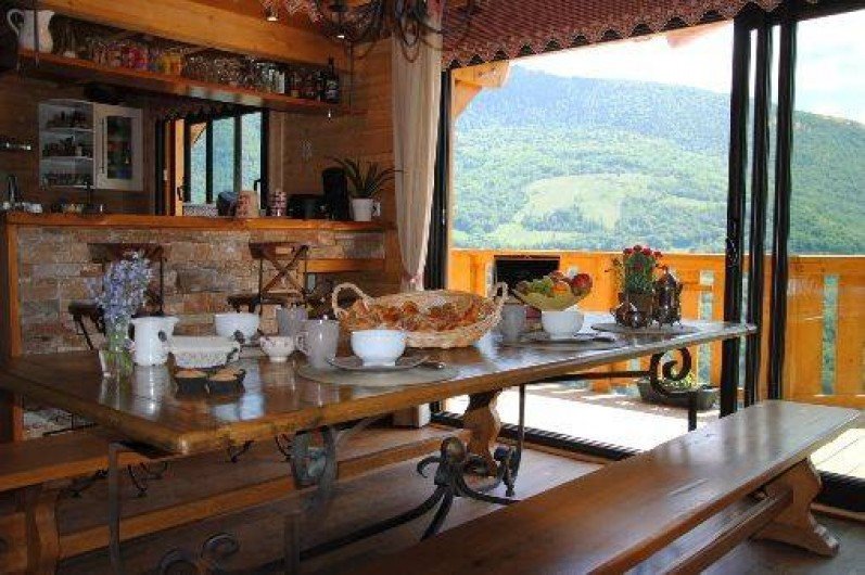 Location de vacances - Chambre d'hôtes à Binos