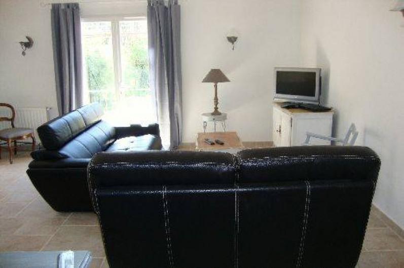 Location de vacances - Villa à Salernes - Salon
