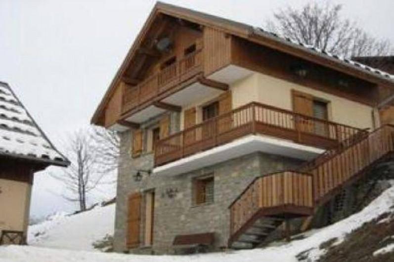 Location de vacances - Chalet à Saint-Jean-d'Arves - Le chalet du berger