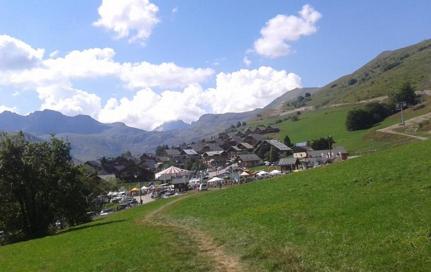 Location de vacances - Chalet à Saint-Jean-d'Arves - Le village