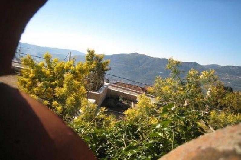 Location de vacances - Maison - Villa à Berre-les-Alpes - Vue panoramique