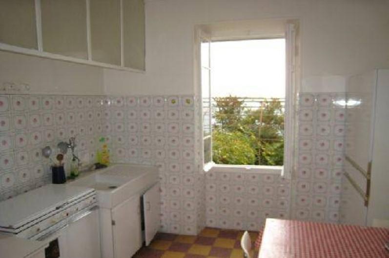 Location de vacances - Maison - Villa à Berre-les-Alpes - la cuisine