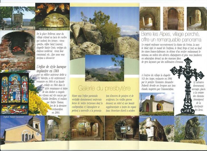 Location de vacances - Maison - Villa à Berre-les-Alpes - promenades