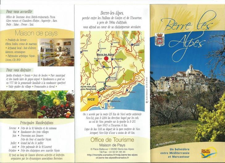 Location de vacances - Maison - Villa à Berre-les-Alpes - Berre les Alpes