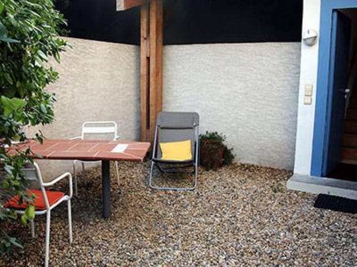 Location de vacances - Appartement à Nissan-lez-Enserune - Appartement 4