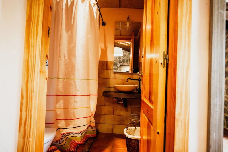 Location de vacances - Mas à Alforja - Camille wc