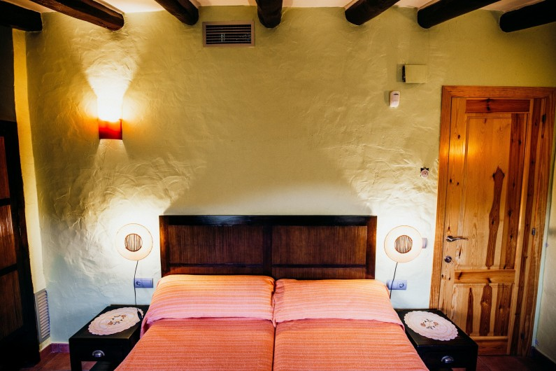 Location de vacances - Mas à Alforja - Bambú
