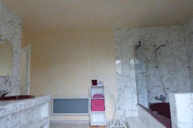 Location de vacances - Maison - Villa à Névez - salle de bains