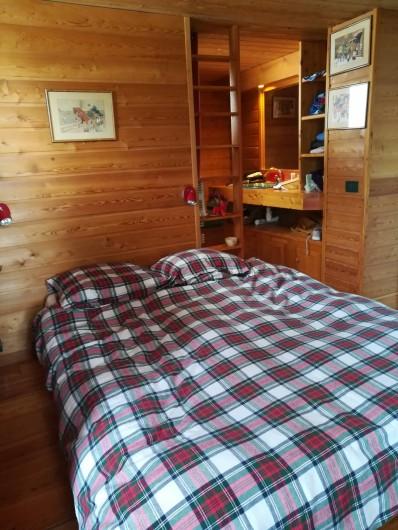 Location de vacances - Chalet à Les Arcs - Chambre n°1